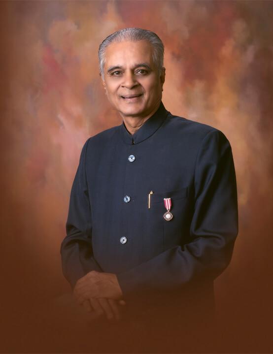 Chancellor-Mujumdar