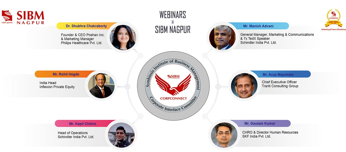 Webinars | Top MBA College in Nagpur