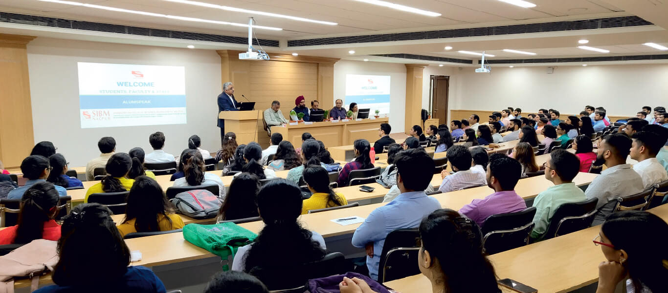 Induction | Top MBA College in Nagpur